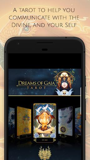 Dreams of Gaia Tarot  screenshots 4