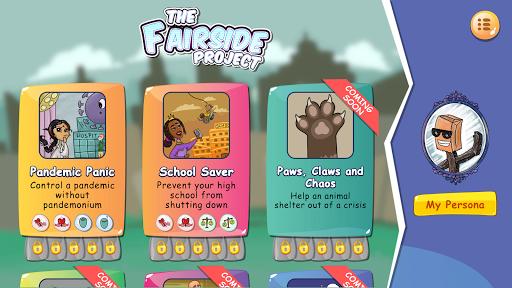 Code Triche The Fairside Project (Astuce) APK MOD screenshots 1