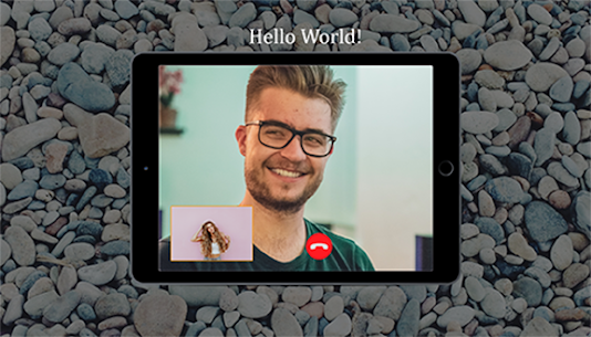Video Call for WhatsApp : Free Messages App 10