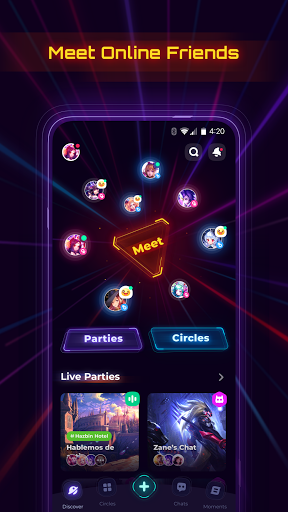 Project Z: Chat, Roleplay and Make new friends 1.7.2 screenshots 1