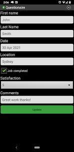 Custom Data Recorder APK 4