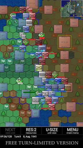 Operation Barbarossa LITE 5.7.2.0 screenshots 5