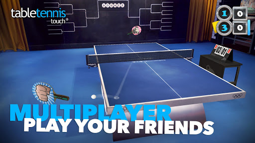 Table Tennis Touch  screenshots 4