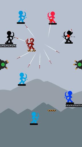 Télécharger Gratuit Hero Trigger - Stick Archer APK MOD (Astuce) screenshots 1
