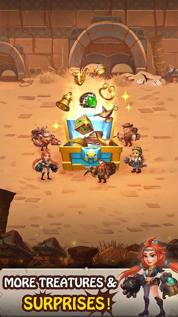 Mine Legend 2 - Idle Miner RPG screenshot 7