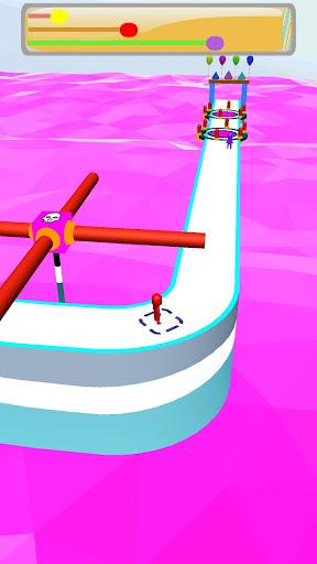 Super Race 3D Running Game  screenshots 3