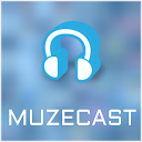 Muzecast Hi-Res Music Streamer