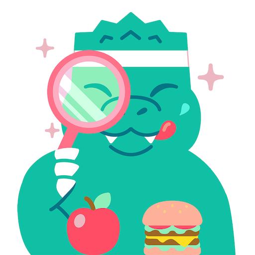 Foodzilla! Nutrition Assistant, Food Diary, Recipe icon