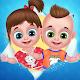 Babysitter Daycare Games Twin Baby Nursery Care para PC Windows