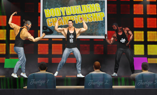 GYM Fighting Games: Bodybuilder Trainer Fight PRO 1.3.7 screenshots 3