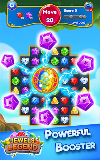 Switch Jewels Match 3: Adventure  screenshots 6