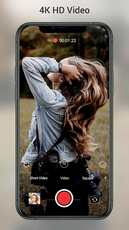 OS13 Camera - Cool i OS13 camera, effect, selfie  poster 7