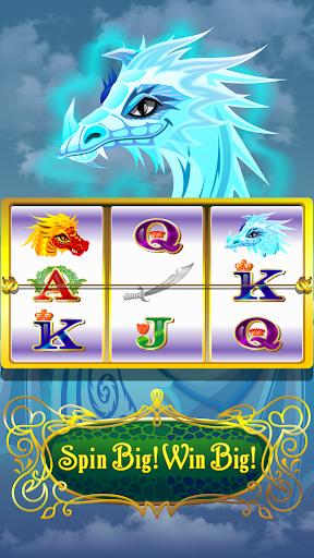 dragon olympus slot machine screenshot 2