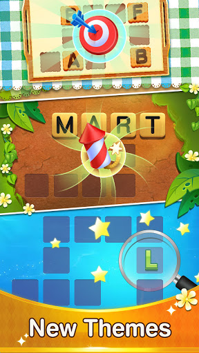 Word Talent Puzzle: Word Connect Classic Word Game  screenshots 19