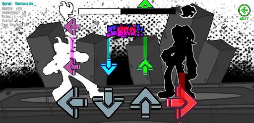 Rap War - Shadow Music Battle (Full Weeks & Mods)  screenshots 3