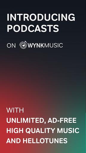 Wynk Music- New Songs, Offline Music & Podcast App screenshots 1