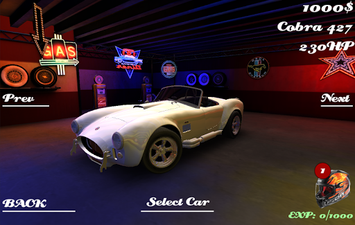 Retro Drag Racing  screenshots 6