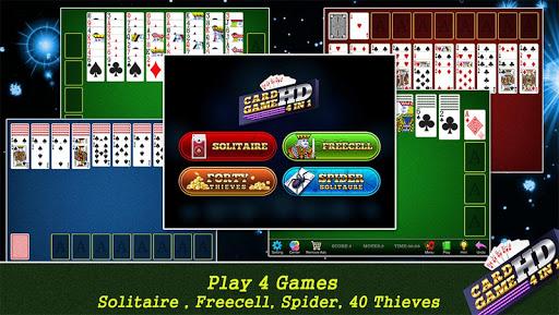 Solitaire Card Games HD screenshots 23
