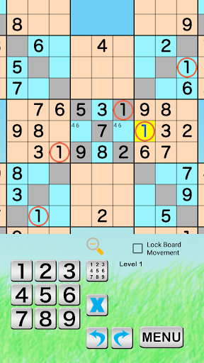 Samurai Sudoku 5 Small Merged 1.6.1 screenshots 5