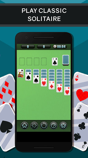 Solitaire free Card Game 2.3.0 screenshots 1