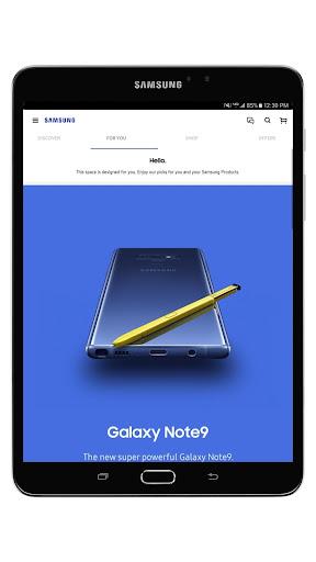 Samsung Shop 1.0.21028 Screenshots 10