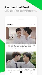 LINE TV Apk Download New 2021 4