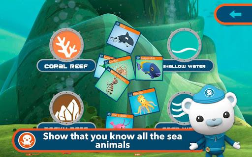 Octonauts and the Whale Shark 1.6.005 screenshots 16