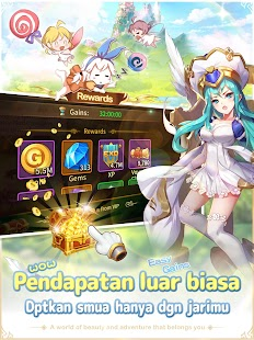 Idle Legends:Game Mobile Paling Hot Tahun 2020 Screenshot