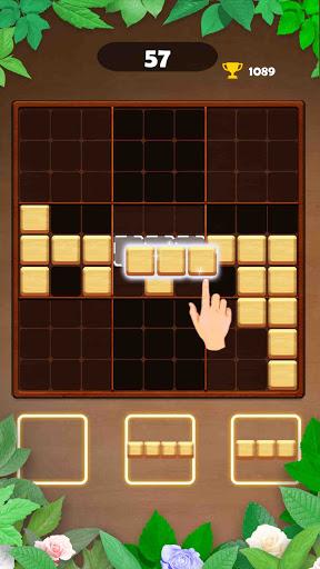 Wood Block Puzzle: Reversed Tetris & Block Puzzle android2mod screenshots 5
