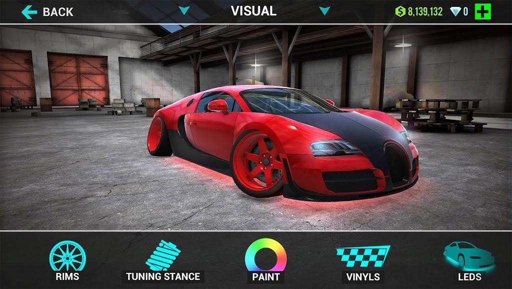 Ultimate Car Driving Simulator poster 5