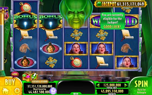 Wizard of Oz Free Slots Casino  screenshots 12
