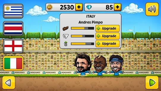 Puppet Soccer 2014 – Big Head Football Mod Apk 3.0.4 (Unlimited Money) 6