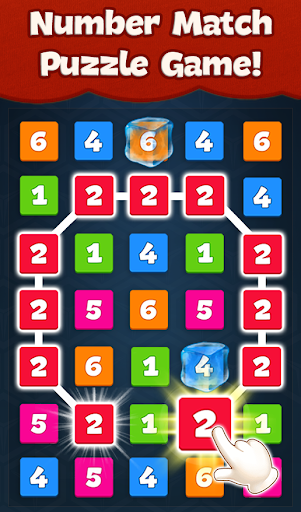 Number Match Puzzle Game - Number Matching Games  screenshots 1