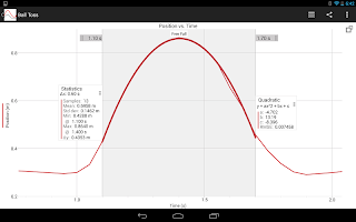 Graphical Analysis GW (Go Wireless sensor support)
