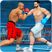 Real Punch Boxing Games: Kickboxing Super Star