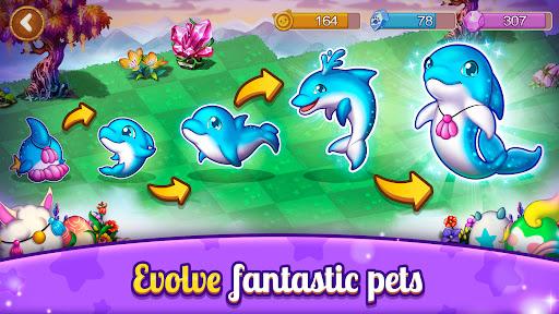 Fantastic Pets : Wonder Merge Magic Game ✨ 1.0.9 screenshots 1