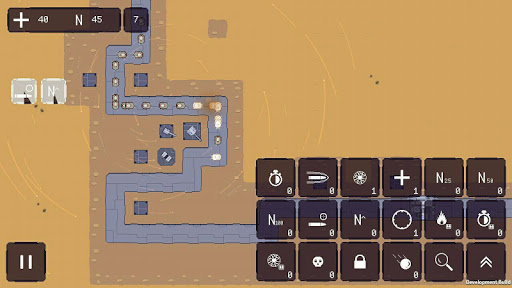 Defense Commander Tower Defense Screenshot 1
