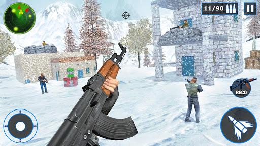 Combat Shooter: Critical Gun Shooting Strike 2020 2.3 screenshots 9