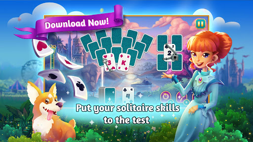 Solitaire Family World  screenshots 1