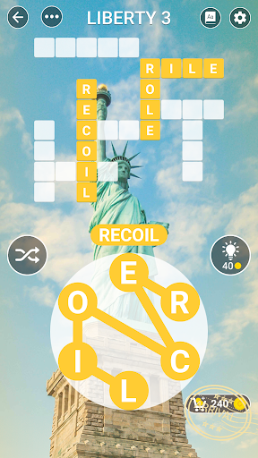 Word City: Connect Word Game - Free Word Games  screenshots 4
