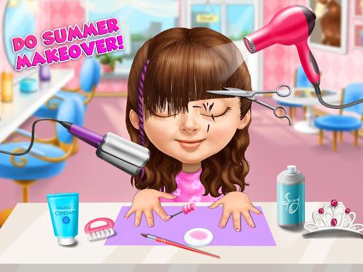 Sweet Baby Girl Summer Fun 2 - Sunny Makeover Game Apkfinish screenshots 21