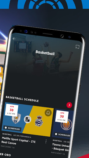 LaLiga Sports TV - Live Sports Streaming & Videos  screenshots 2