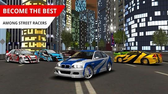 Street Racing Mod Apk 1.5.8 (Unlimited Money + High Level) 1