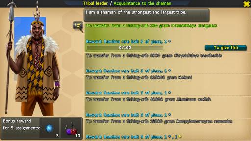 World of Fishers, Fishing game 284 screenshots 23