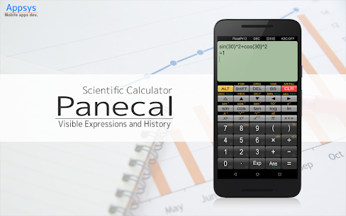 Panecal Scientific Calculator  For Pc 2020 | Free Download (Windows 7, 8, 10 And Mac) 1