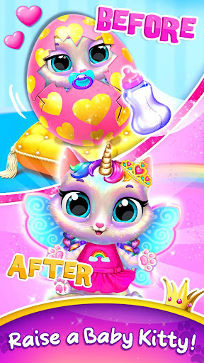 Twinkle - Unicorn Cat Princess 4.0.30010 screenshots 7