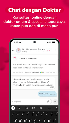 Halodoc - Doctors, Health Store & Appointments apktram screenshots 4