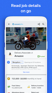 Aasaanjobs – Job Search in India 3.4.71 Mod APK (Unlock All) 3