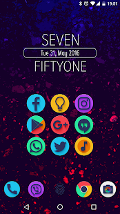 Almug - Icon Pack Screenshot