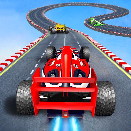 Formula Car Racing Stunts 3D: New Car Games 2020